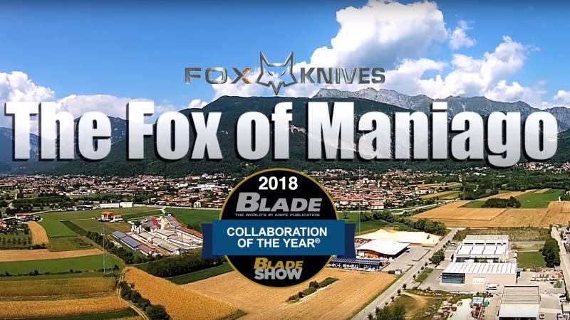 Bemutatkozik a Fox Knives - az Extrametál képviseletében!