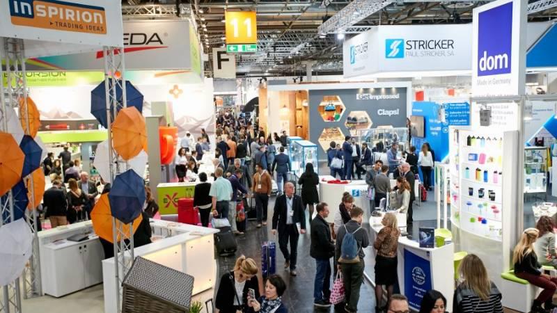 Európa legnagyobb reklámajándék expoján jártunk - PSI Düsseldorf
