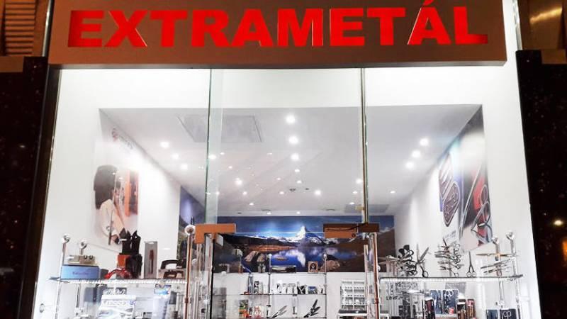 Kiárusítás a Shopmark Wekerle Extrametál Szaküzletében