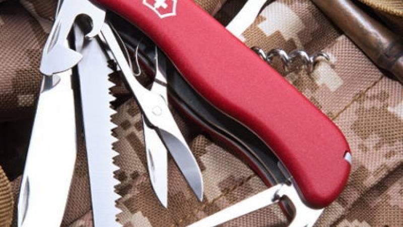 Victorinox Safari kés, Ranger zsebkés
