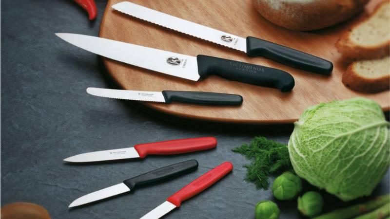 Victorinox aprító kések