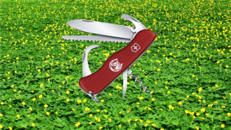 Victorinox sörénytépő kés, patavágó kés