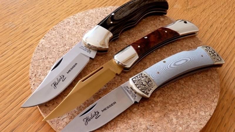 Solingeni kézműves kések