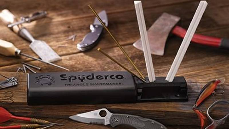 Spyderco élezők