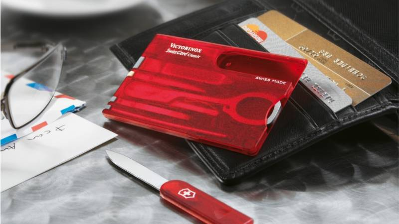 Victorinox Swiss Card